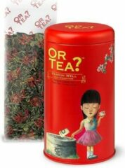 Or Tea? Dragon Well groene thee Osmanthus losse thee - 90 gram