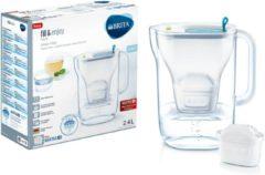 Brita Fill&Enjoy Waterfilterkan Style Cool Blauw 2,4L