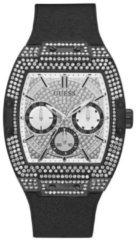 Zwarte GUESS Phoenix horloge GW0048G1