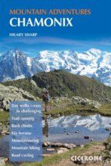Klimgids - Klettersteiggids Chamonix Mountain Adventures   Cicerone