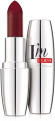 Bordeauxrode PUPA I'm Pure Colour Absolute Shine Lipstick (Various Shades) - Burgundy
