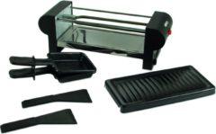 Boska Raclette Mini 220V - voor Smelten en Grillen - 2 Personen - Zwart