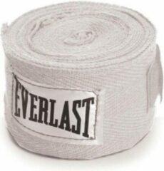 Bandages - Everlast Handwraps - 305 cm - Wit