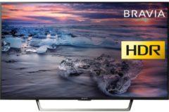 LED-Fernseher BRAVIA KDL-49WE755 Sony Schwarz