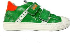 Red-Rag Groene Red Rag Klittenbandschoenen