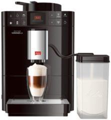 Melitta Kaffeevollautomat CAFFEO Varianza CSP F57/0-102, Integrierter Milchtank, schwarz