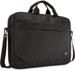 Case Logic Advantage 15 inch - Laptop Schoudertas / Zwart