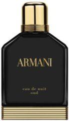 Armani Herrendüfte Eaux Pour Homme Eau de Nuit Oud Eau de Parfum Spray 50 ml