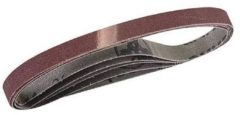 Silverline Schuurbanden 10 x 330 mm, 5 Stuks 120 korrelgrofte