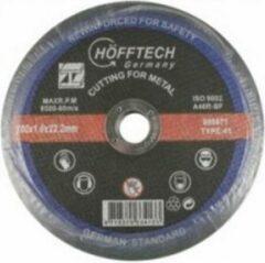 Hofftech Germany Doorslijpschijf Metaal 125 x 1.6 mm