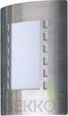 Zilveren Smartwares RANEX MESSINA WANDLAMP RVS RX1021