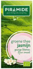 Piramide Groene Thee & Jasmijn Eko (20st)
