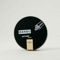 Banbu Tandpasta poeder Autumn - Cinnamon smaak - blikvorm - zero waste