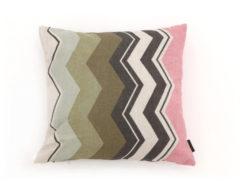 Roze Madison Sierkussen Pillow 50x50cm - Laagste prijsgarantie!