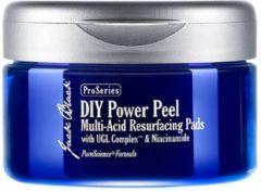 Jack Black DIY Power Peel Pads - 40 Pads - Gezichtsreiniger