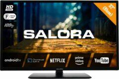 Zwarte Salora 32XHA4404 - 32 inch LED TV