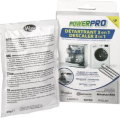 Wpro Powerpro Entkalker/Entfetter für Waschmaschine und Geschirrspüler 484000001036 484000001036, DIB001