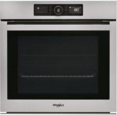 Roestvrijstalen Whirlpool AKZ96270IX inbouw oven met pyrolyse zelfreiniging en...