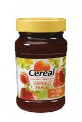 Cereal Fruitbeleg Aardbei Suikervrij (270g)