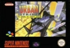 Urban Strike - Super Nintendo [SNES] Game PAL