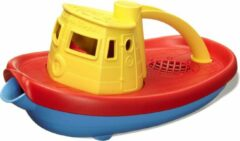 Groene BIGJIGS Green Toys Sleepboot