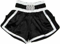 XPRT Fight Gear XPRT thaiboks broekje zwart M