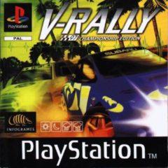 Playstation V-Rally Championship Edition (PS1)