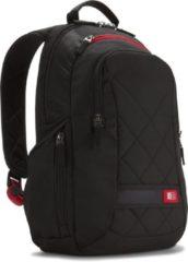 Case LOGIC® DLBP114K Laptoprugzak Geschikt voor max. (laptop): 35,6 cm (14) Zwart