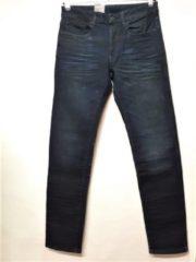 G-Star 3301 - Smaltoelopende jeans in dark wash-Blauw