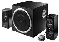 Edifier S330D - Lautsprechersystem - für PC - 2.1-Kanal - 72 Watt (Gesamt) S330D