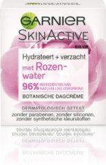 Garnier SkinActive Botanische Dagcrème rozenwater - 2x 50 ml - Voordeelverpakking
