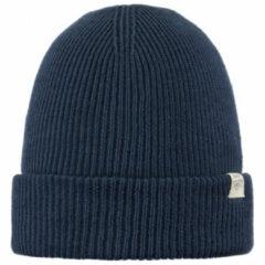 Barts - Kinabalu Beanie - Muts maat One Size, blauw/zwart