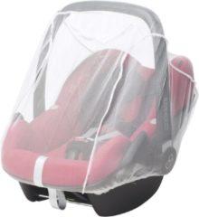 Playshoes - Muskietennet/klamboe voor autostoeltjes - Wit