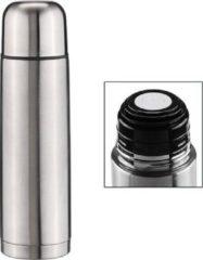 Zilveren Haushalt 26024 - Thermofles - Thermoskan - 0.75 liter - RVS