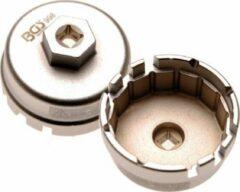 BGS technic Oliefiltersleutel | 14-kant | Ø 65 mm | Voor Toyota 1.8 & 2.0l 4 cylinder motoren - Toyota Auris - Corolla - Premio en Prius
