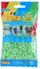 Groene Hama Strijkkralen Pastel Groen - 1000 Stuks