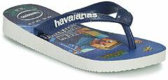 Blauwe Teenslippers Havaianas KIDS MINECRAFT