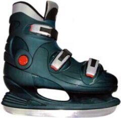 Groene Merkloos / Sans marque Heren schaatsen | schaatsen volwassenen | hockeyschaatsen - maat 43