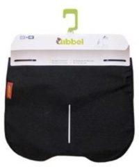 Zwarte Qibbel Q710 - Stylingset Windscherm - Uni Black