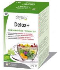 Physalis Detox+ thee bio 20 Stuks