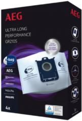 AEG Stofzuigerzak s-bag ultra long performance airmax, oxygen+, jetmaxx Stofzak Wit