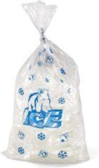 Orange85 Herbruikbare IJsklontjes - 35 stuks - 1,2 kg - IJsblokjes - Zakje - IJsblokjes herbruikbaar - Siliconen ijsblokjes - Transparant - Zomer - Koelelement