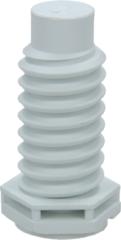 Whirlpool Gerätefuß verstellbar, weiß für Trockner 481250018054