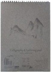 Witte SMLT Blok Handletteren & Kalligrafie A4