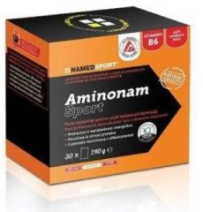 Named Aminonam Sport Aminoacidi per Sportivi 30 Bustine