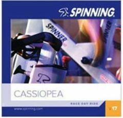 Zwarte Spinning® Music CD Volume 17 - Raceday Ride