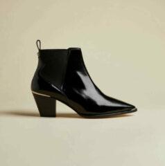 Zwarte Ted Baker Shine leather rilanni ukpo110500