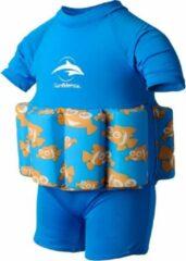 Konfidence - Drijfpakje/Zwempak - Clownfish Blauw - 2-3 jr / 16-20 kg
