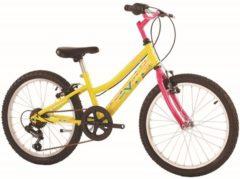 20 Zoll Mädchen Mountainbike 6 Gang Orbita Odyssey Orbita gelb