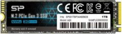 Silicon Ace-A60-SSD-PCIe Gen 3x4-1024GB-PCIe Gen3 x 4 & NVMe 1.3 / SLC Cache / HMB - Max 2200/1600 Mb/s